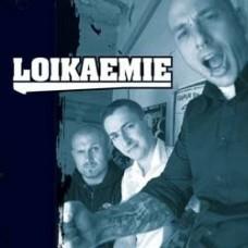 Loikaemie - s/t LP Gatefold (Black And White Vinyl)