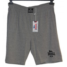 Lonsdale Shorts Cotton Grey Logo