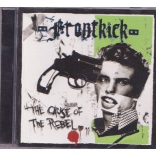 Frontkick - The cause of the rebel CD