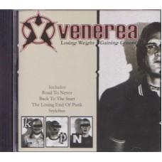 Venerea - Losing weight gaining ground CD