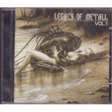 Legacy Of Metall Vol. 1
