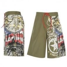 shorts Tapout khaki