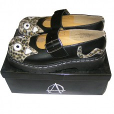 shoes Anarchic - black