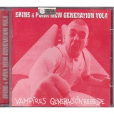 Vampires & Generación Rebelde - Skins & Punx New Generation Vol. 4
