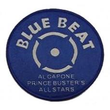 P120  nášivka Blue beat