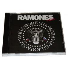 v-a RAMONES tribute CD