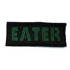 nášivka Eater