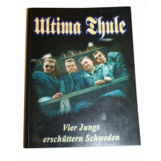 kniha Ultima Thule