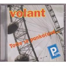 Volant - Točte se pankáčové...