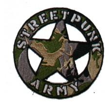 nášivka Streetpunk Army