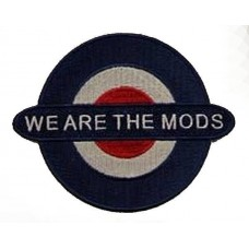 nášivka We are Mods