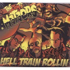 Meteors - Hell train rollin´CD
