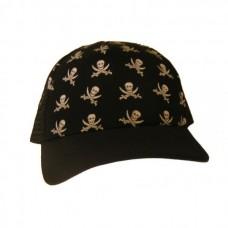 """CAP  """"Skulls""""  Black"""