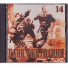 Punk Occupation No. 14