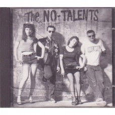 The No-Talents - 100% No Talent! 100% Punk!
