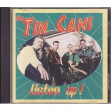 The Tin Cans - Listen Up!