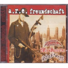 Sick Of Society & The Pauki & The Vendetta - A.R.E. Freundschaft