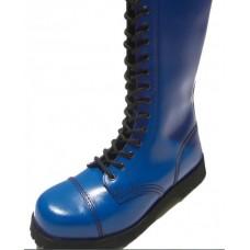 boty Boots & Braces blue