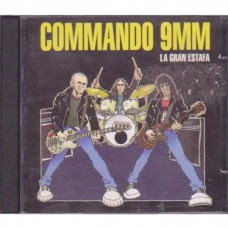 Commando 9mm - La Gran Estafa