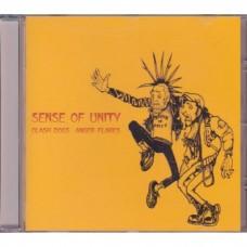 Anger Flares & Clash Dogs - Sense Of Unity
