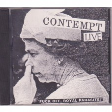 Contempt - Live In Hagen