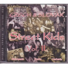 Czech & Slovak Street Kids Vol. II.