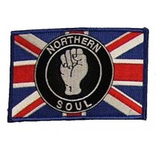 P56  nášivka Northern Soul
