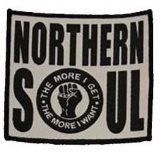 nášivka Northern Soul