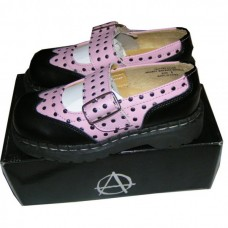 shoes Anarchic - pink
