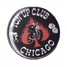 placka Ton Up Club Chicago