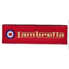 Nášivka Lambretta