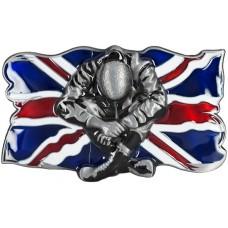 Přezka Skinhead  England