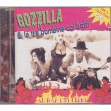 Gozzilla & Le Tre Bambine Coi Baffi - Al Bar Dei Leoni