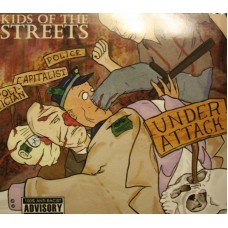 Kids in the Streets - Under Attack CD