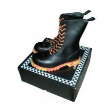 Boty Boots & Braces Fire 10 dírek