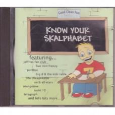 Know Your Skalphabet