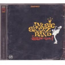 Amusic Skazz Band - Jazzing You