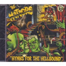 Meteors - Hymns for the Hellbound CD