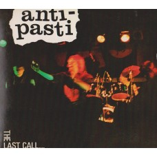 Anti Pasti - The last call - digi pack CD