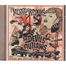 Thee Merry Widows - The Devil´s outlaws CD