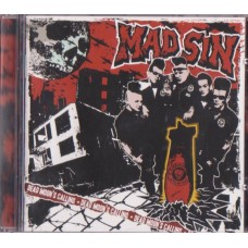 Mad Sin - Dead Moon´s calling CD