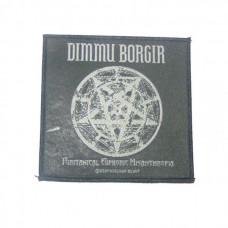 Nášivka Dimmu Borgir