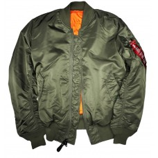 Alpha Industries MA1 sage green