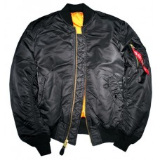 Alpha Industries MA1  bomber jacket