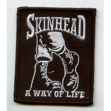 patch Skinhead - A way of Life