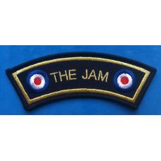 P148 nášivka THE JAM SHOULDER PATCH
