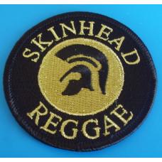 P150 nášivka SKINHEAD REGGAE PATCH