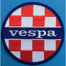 P261 nášivka VESPA TWO TONE PATCH