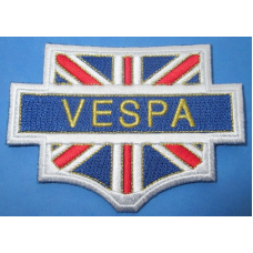 P60  nášivka VESPA PATCH