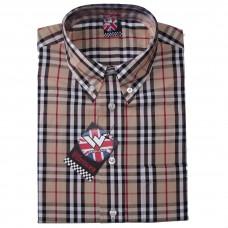 Warrior Clothing Shirt - Motown
